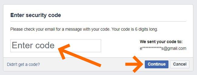 Solve hack facebook 7