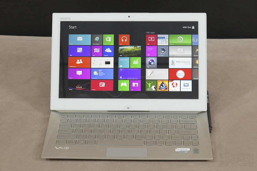 Sony Vaio Duo 13 Review 069