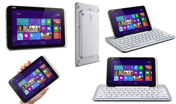 acer iconia w3 tablet windows 8 8 inches screen prices 12900 baht