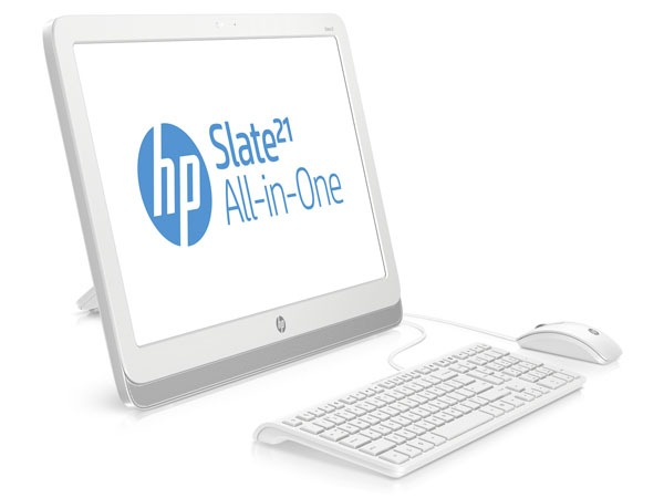 hp slate 21 android tablet all in one desktop pc