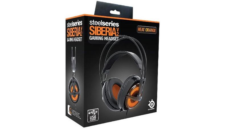 steelseries siberia v2 heat orange edition retail box image