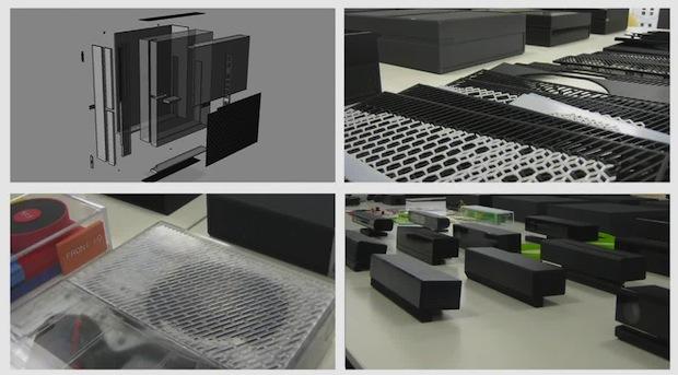 xbox one exploded prototypes