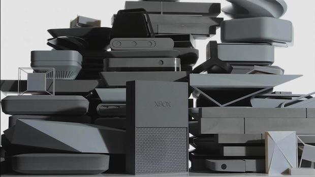 xbox one prototype models