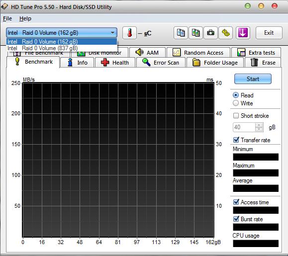 โปรแกรมเช็ค HDD