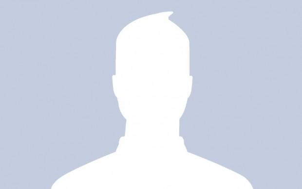 Facebook no profile picture icon