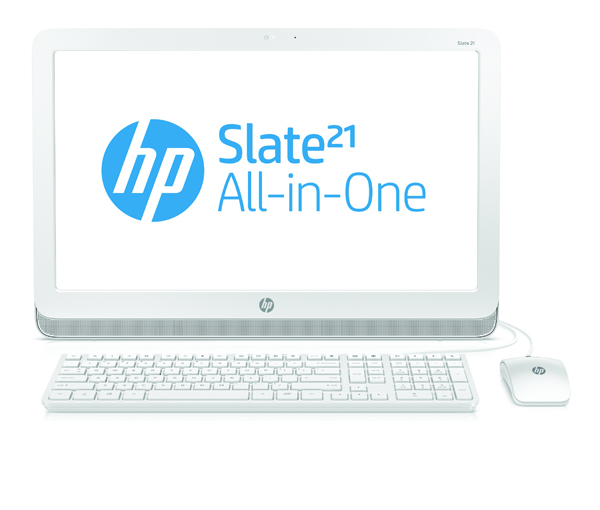 HP Slate21 Front