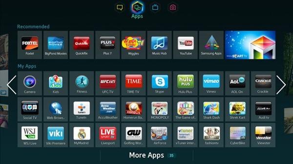 Smart Hub - Apps