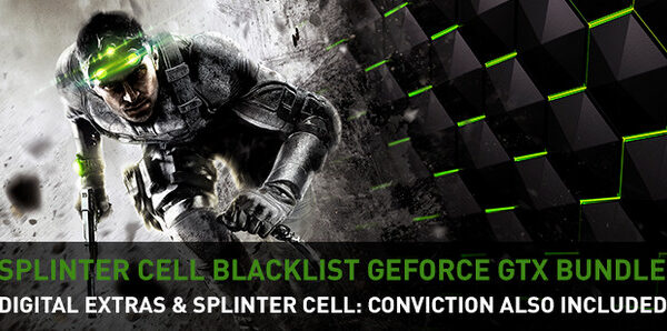 Splinter Cell Blacklist GF GTX banner