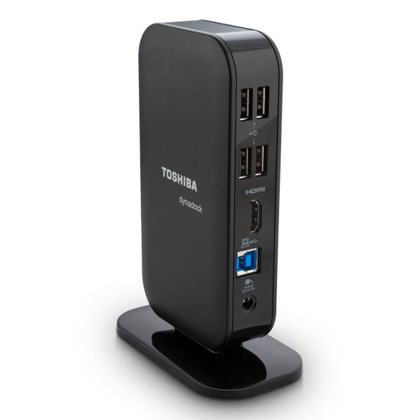 Toshiba dynadock V3.0 Universal Docking Station for laptops 01