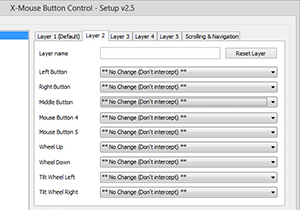 X-Mouse Button Control ปรับแต่งการทำงานของเมาส์ด้วยโปรแกรมฟรีขนาดเล็กใช้งานง่าย
