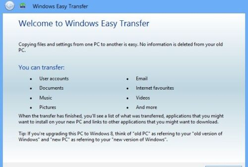 easy transfer 1