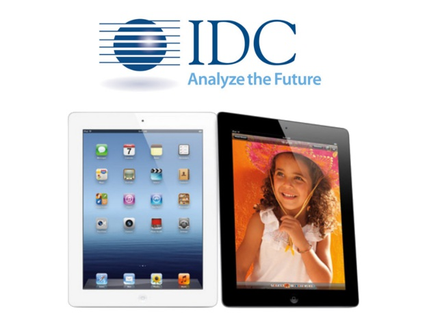 idc raises its worldwide tablet shipment forecast