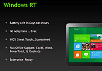 เครื่องระบบปฏิบัติการที่ใช้ Windows RT มีแต่ลดกับลด ล่าสุดถึงคราว Dell