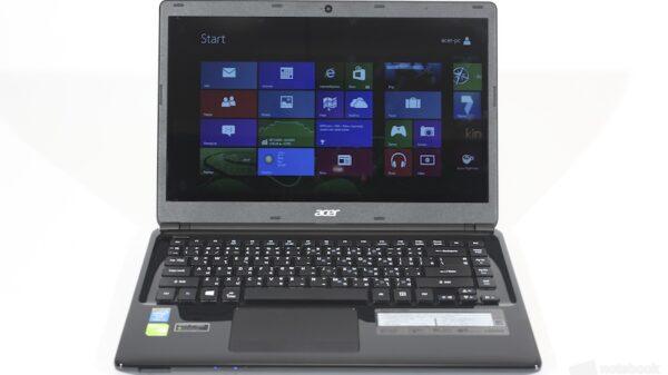 Acer Aspire E1 470PG Review 001