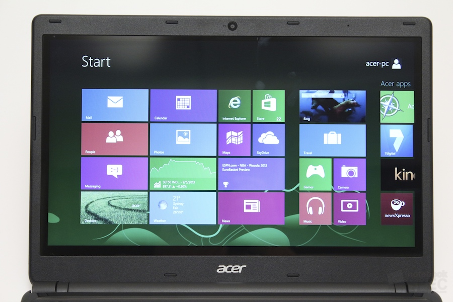 Acer Aspire E1 470PG Review 057
