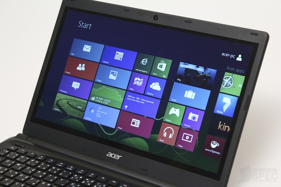 Acer Aspire E1 470PG Review 058