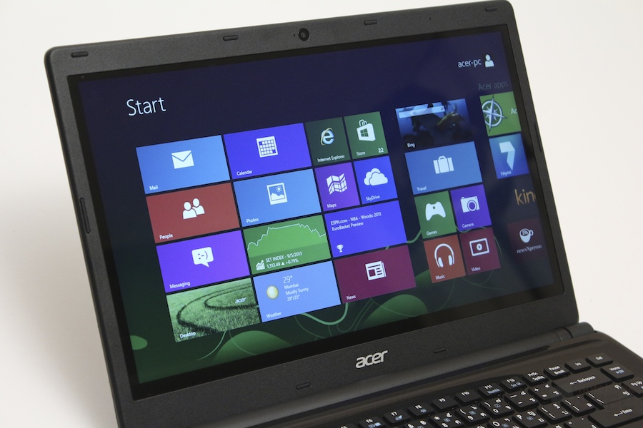 Acer Aspire E1 470PG Review 059