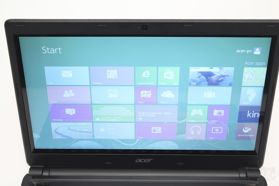 Acer Aspire E1 470PG Review 060