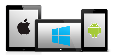 ClaveiTab ipad android windows8