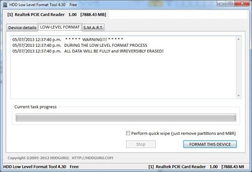 HDD Problem 3