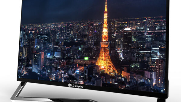 LG Display WiDi Monitor