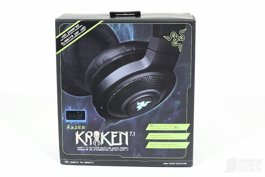 Razer Kraken 7.1 Review 001