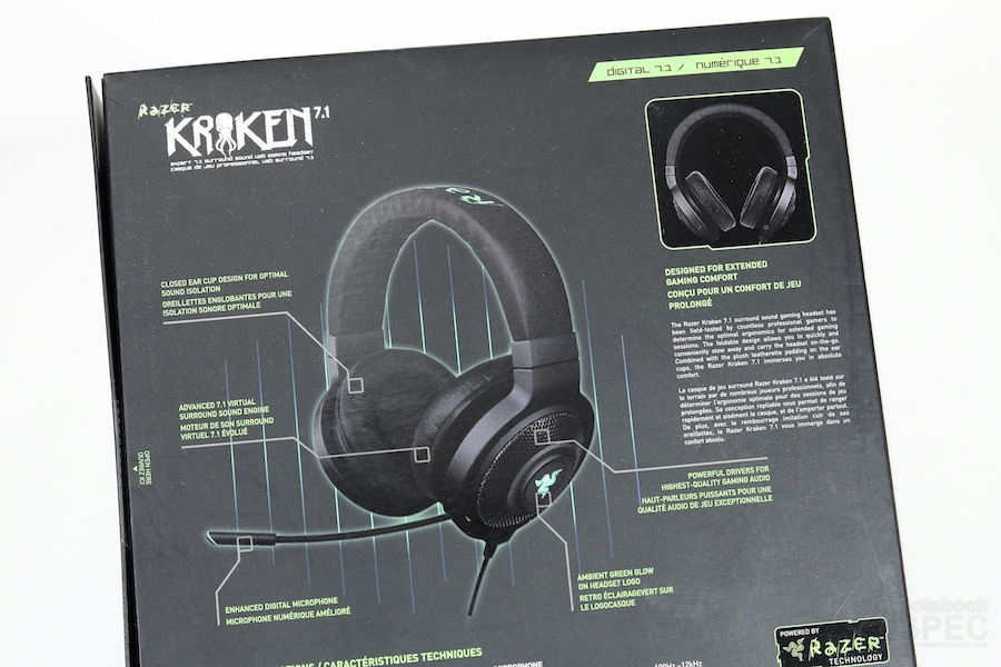 Razer Kraken 7.1 Review 005