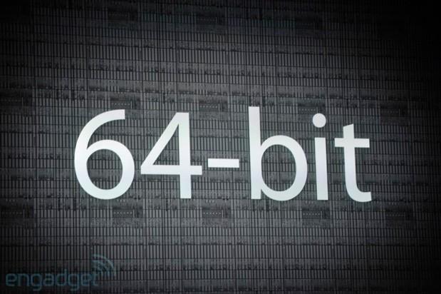 iphone 64bit lead