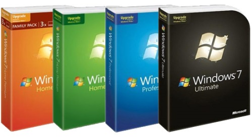 windows 7 series