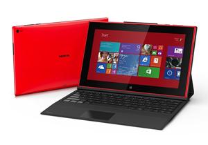 Nokia เปิดตัว Lumia 2520 แท็บเล็ตระบบปฏิบัติการ Windows RT ตัวแรก