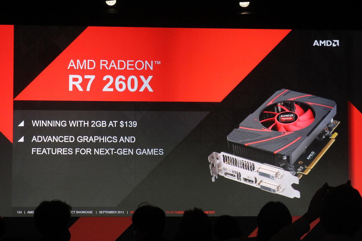 เปิดสเปคอย่างละเอียดของการ์ดจอ AMD Radeon R7 และ R9 (บางส่วน) พร้อม