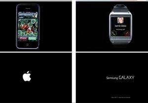 สื่อนอกเผย วีดีโอโฆษณา Samsung Galaxy Gear ลอกโฆษณา iPhone ปี 2007 มาชัดๆ