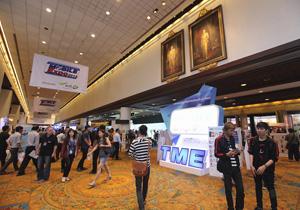 ภาพบรรยากาศงานมือถือ Thailand Mobile Expo 2013 Showcase วันที่ 3-6 ตุลาคม