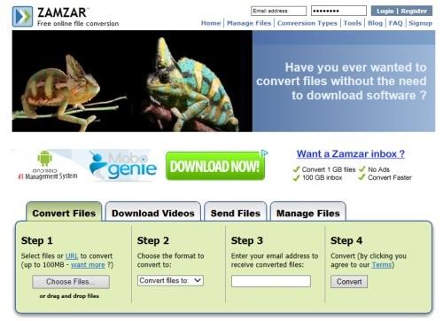 Zamzar Online 11
