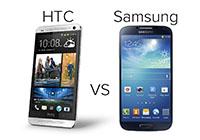 ตลาดมือถือ Samsung เติบโตพร้อมขยับขยาย ส่วน HTC ดิ่งลงน่าเป็นห่วง