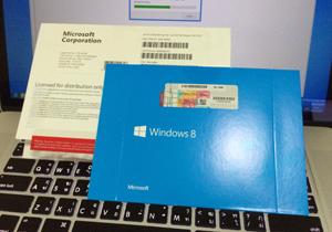 Windows 7 แท้ และ Windows 8 แท้ : ราคาเท่าไร ซื้อรุ่นอะไร ซื้อที่ไหนดี