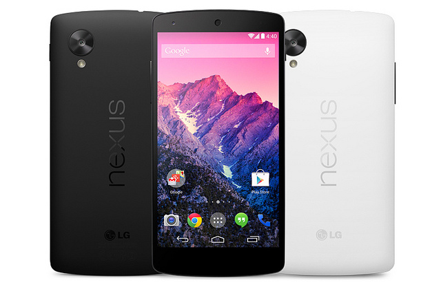 Nexus 5 Body