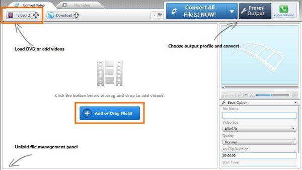 AnyVideoConverter Convert ISO 1