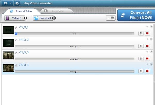 AnyVideoConverter Convert ISO 6