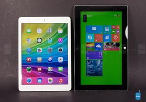 Apple iPad Air vs Microsoft Surface 2 001 resize