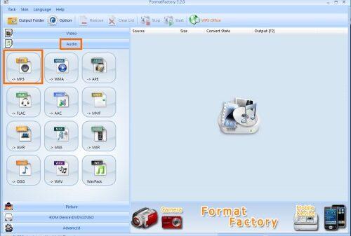 Format Factory 1