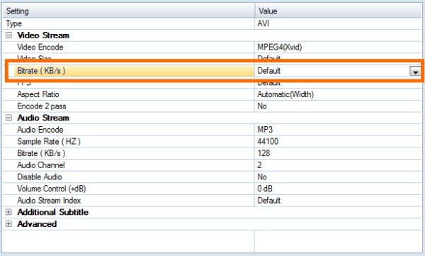 FormatFactory Convert ISO 6