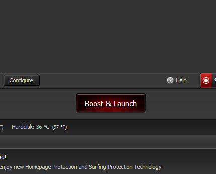 GameBooster AdvanceSystemCare 6