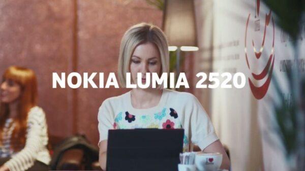 Lumia2520 Ad