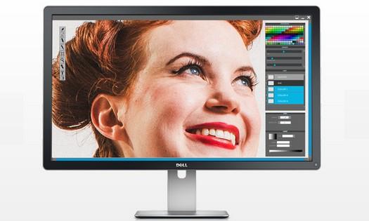 Dell UltraSharp UP3214Q Front