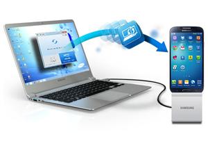 ใช้งานจริงโปรแกรม Samsung SideSync รวมสมาร์ทโฟนและพีซีเป็นหนึ่งเดียว