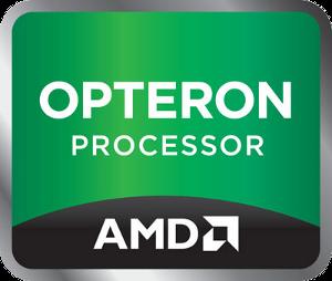 Opteron logo