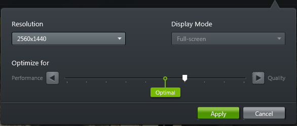geforce experience 1 8 adjusted optimal settings overclock
