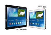 Samsung เตรียมเปิตตัว Galaxy Note Pro และ Galaxy Tab Pro ในปีหน้านี้