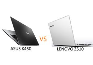 หมัดต่อหมัดในทุกแง่มุม Lenovo Z510 ปะทะ Asus K450 ในงบ 25,000 ใครคุ้มกว่ากัน